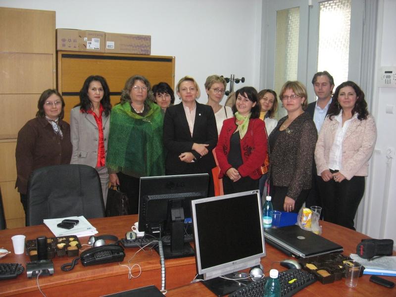 Focus group, 'Alexandru Ioan Cuza' University of Iasi, Romania