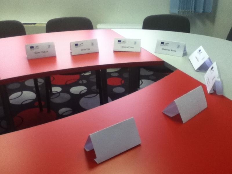 Meeting - Iasi - October 2011