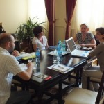 Meeting - Iasi - July 2012