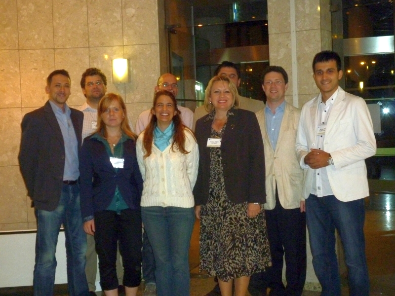 Project meeting - Iasi - October 2011