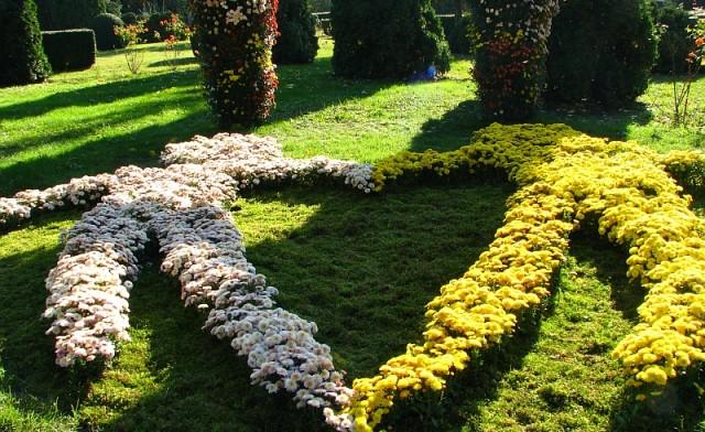 Iasi - Botanical Garden